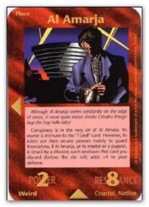 Illuminati Card Al Amarja
