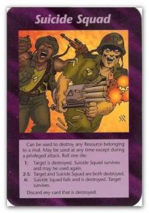 Illuminati Card Suicide Squad