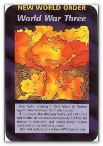 Illuminati Card World War Three